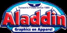 Aladdin Graphics Logo
