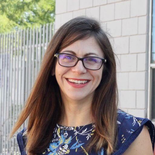 Anne Ortiz Portrait