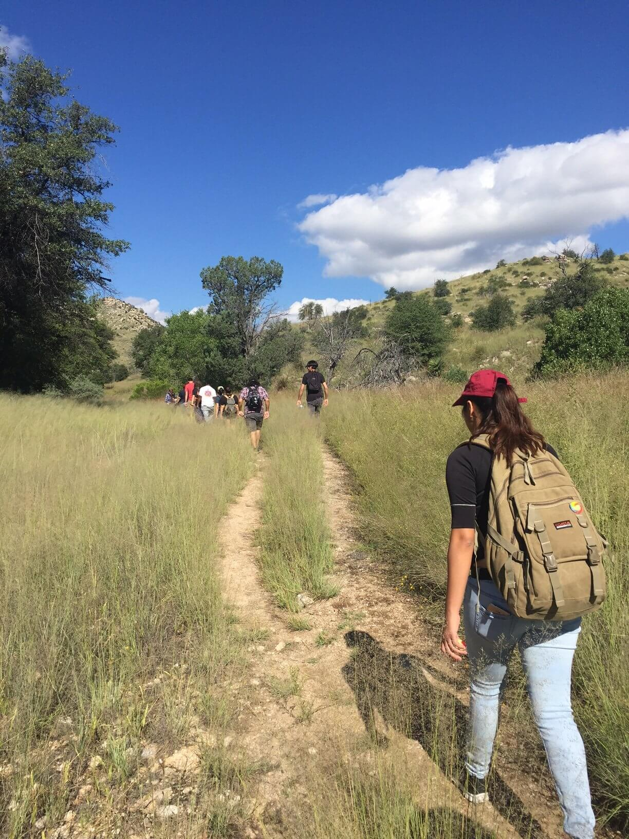 Edge High School Clubs – Hiking