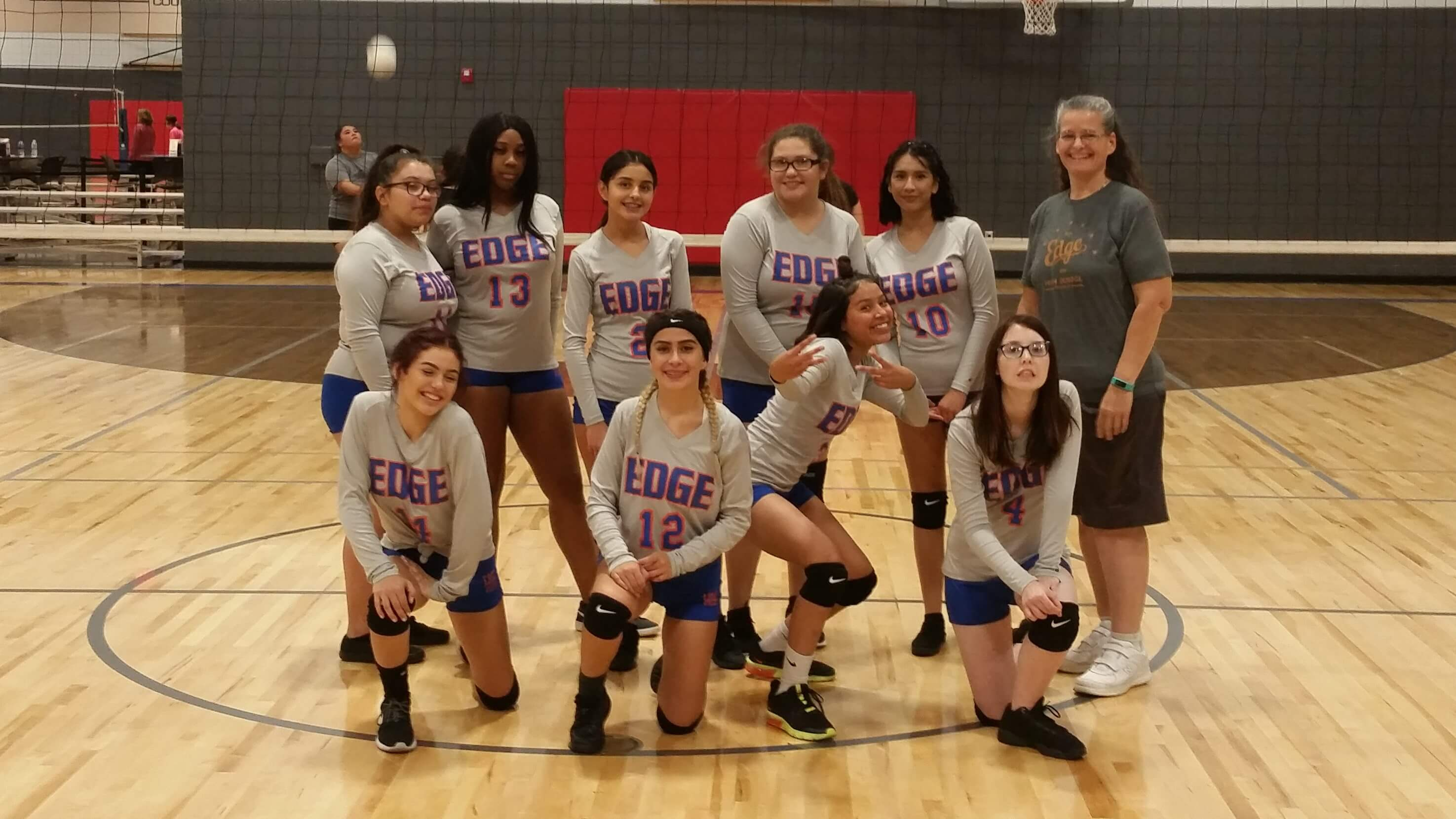 Edge High School Sports – Volleyball Team