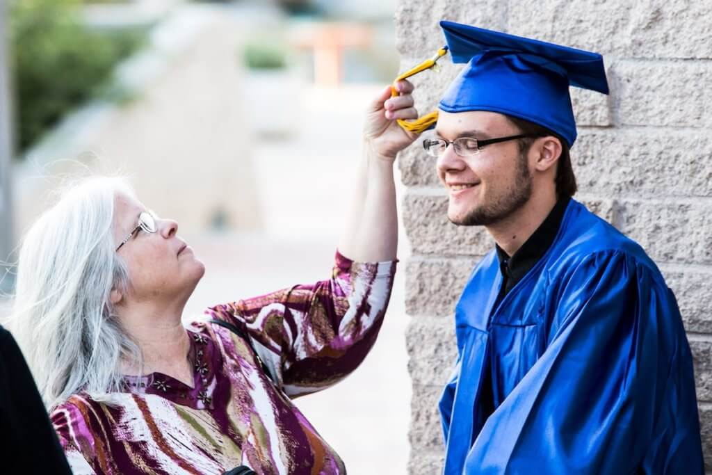 edge student graduation